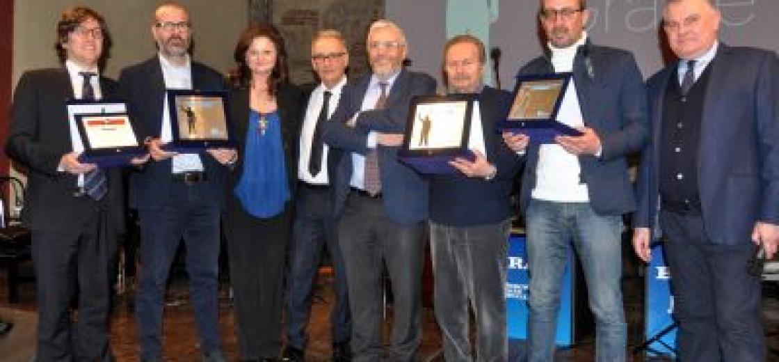 Consegnati a Palermo i premi Mario e Giuseppe Francese