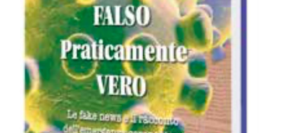 Fake news e coronavirus nel libro di Mantineo
