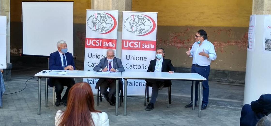 Ucsi Sicilia, Interdonato riconfermato presidente